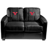 Image of Youngstown State Penguins Collegiate Silver Love Seat With Secondary Logo