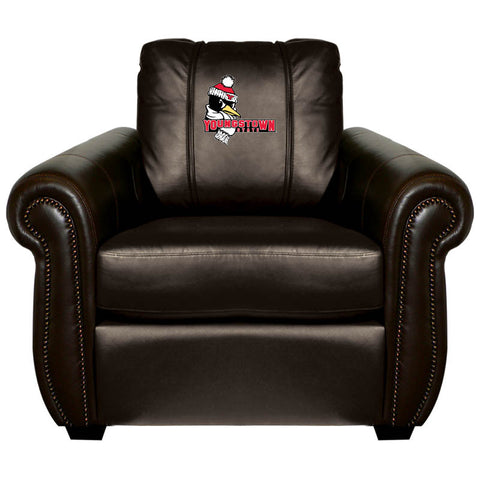 Youngstown State Penguins Collegiate Chesapeake Chair With Pete Logo