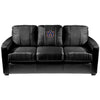 Image of Auburn Tigers Collegiate Silver Sofa