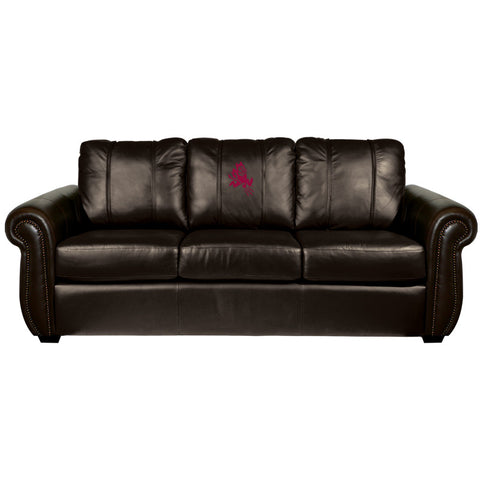 Arizona State Sun Devils Collegiate Chesapeake Sofa With Sparky Logo
