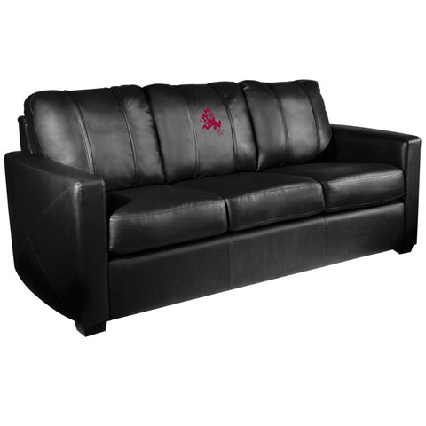 Arizona State Sun Devils Collegiate Xcalibur Sofa With Sparky Logo