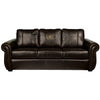 Image of Central Florida Knights Collegiate Chesapeake Sofa With Alumni Logo