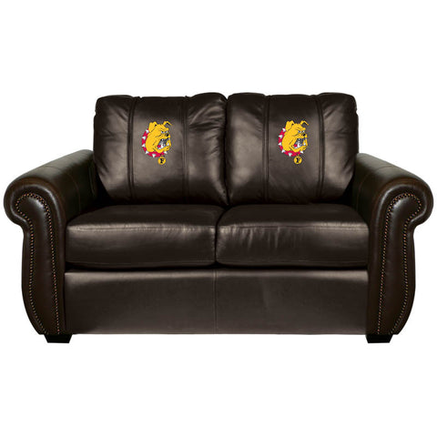 Ferris State Collegiate Chesapeake Love Seat