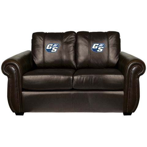 Georgia Southern University Collegiate Chesapeake Love Seat With Gs Logo