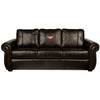 Image of Atlanta Hawks NBA Chesapeake Sofa With  Secondary Logo Panel