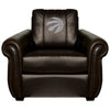 Image of Toronto Raptors NBA Chesapeake Chair With Silver Logo Panel