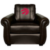Image of Toronto Raptors NBA Chesapeake Chair With Red Logo Panel