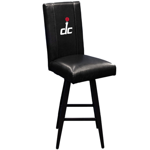 Washington Wizards NBA Bar Stool Swivel 2000 With Secondary Logo Panel