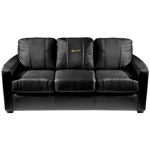 Anaheim Ducks NHL Silver Sofa