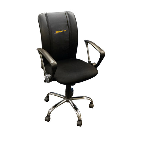 Anaheim Ducks NHL Curve Task Chair