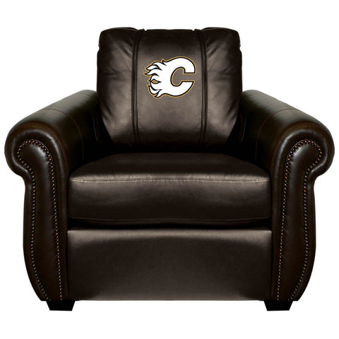 Calgary Flames NHL Chesapeake Chair