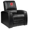 Image of Calgary Flames NHL HT Recliner With Red Logo