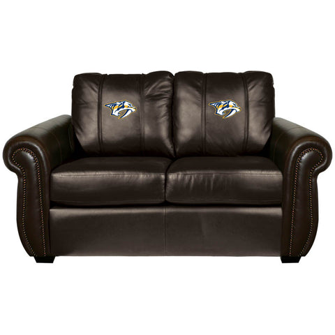 Nashville Predators NHL Chesapeake Love Seat