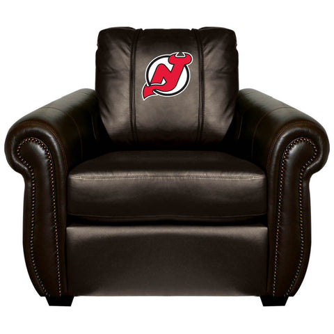 New Jersey Devils NHL Chesapeake Chair