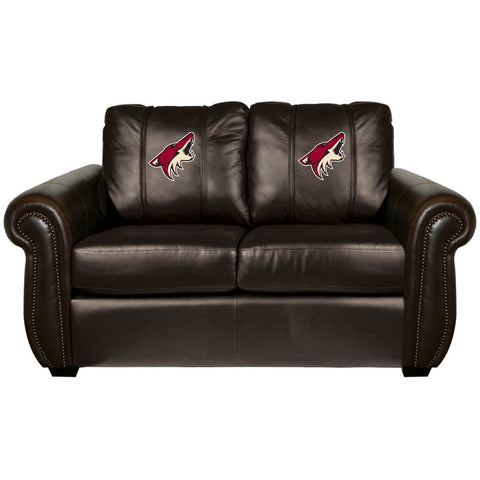 Arizona Coyotes NHL Chesapeake Love Seat