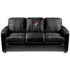 Image of Arizona Coyotes NHL Silver Sofa