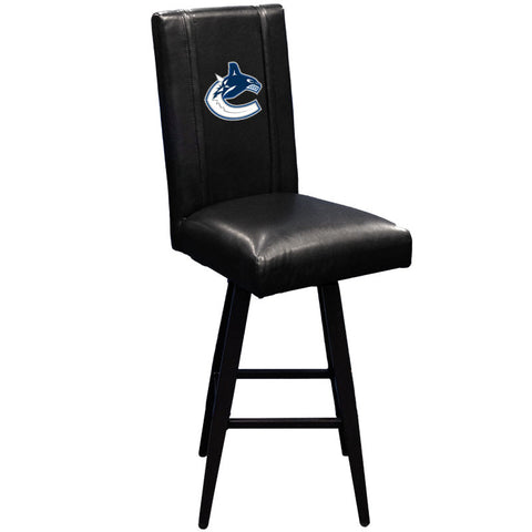 Vancouver Canucks NHL Bar Stool Swivel 2000