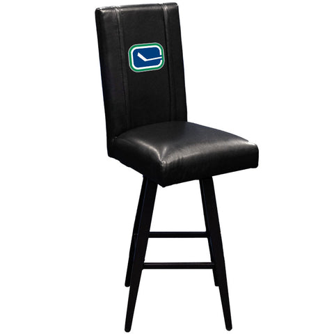 Vancouver Canucks NHL Bar Stool Swivel 2000 With Alternate Logo