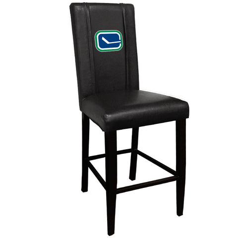 Vancouver Canucks NHL Bar Stool 2000 With Alternate Logo