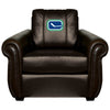 Image of Vancouver Canucks NHL Chesapeake Chair With Alternate Logo