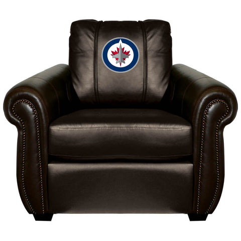 Winnipeg Jets NHL Chesapeake Chair