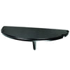 Image of Wall Pub Table-Black