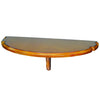 Image of Wall Pub Table-Chestnut