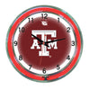 Image of Texas A&M Neon Wall Clock