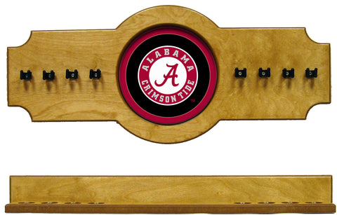 Alabama 2-Piece Cue Rack