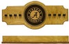 Image of Alabama 2-Piece Cue Rack - Medallion Series