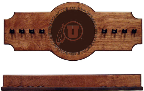 Utah 2-Piece Cue Rack - Medallion Series