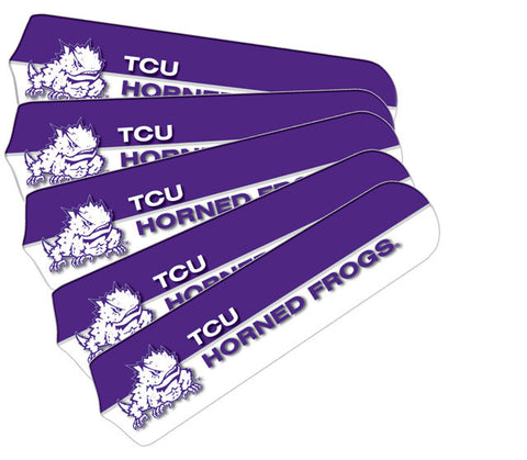 Tcu Fan Blade Set