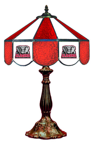 Alabama Tiffany Stained Glass Lamps