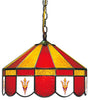 Image of Arizona State Tiffany Stained Glass Lamps