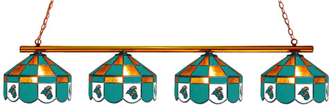 Coastal Carolina Tiffany Stained Glass Lamps