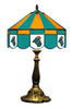 Image of Coastal Carolina Tiffany Stained Glass Lamps