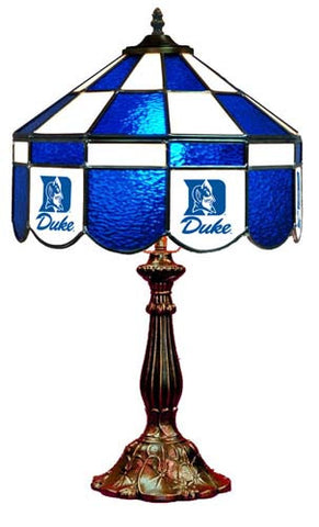 Duke Tiffany Stained Glass Lamps