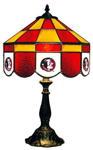 Florida State Tiffany Stained Glass Lamps