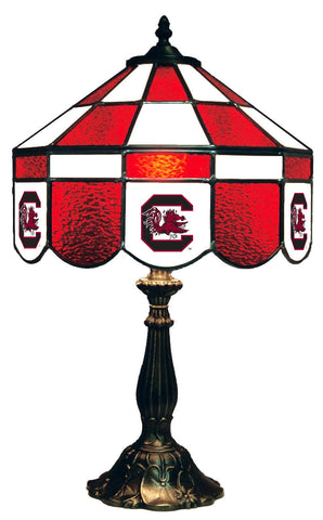 South Carolina Tiffany Stained Glass Lamps