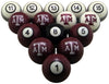 Image of Texas A&M Aggies Billiard Ball Set