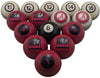 Image of Alabama Crimson Tide Billiard Ball Set