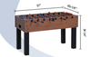 Image of Garlando F-100 Foosball Table