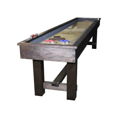 Imperial Reno Rustic 12-Ft. Shuffleboard Table