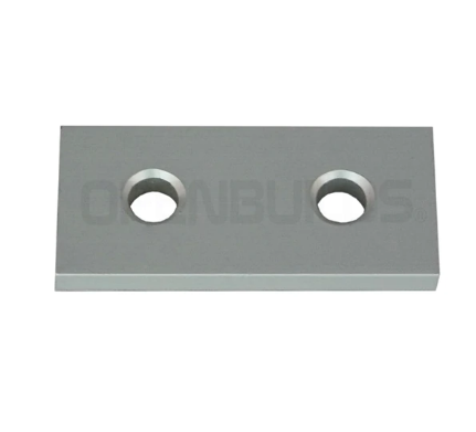 2 Hole Joining Strip Plate