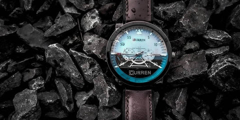 montre chronographe curren