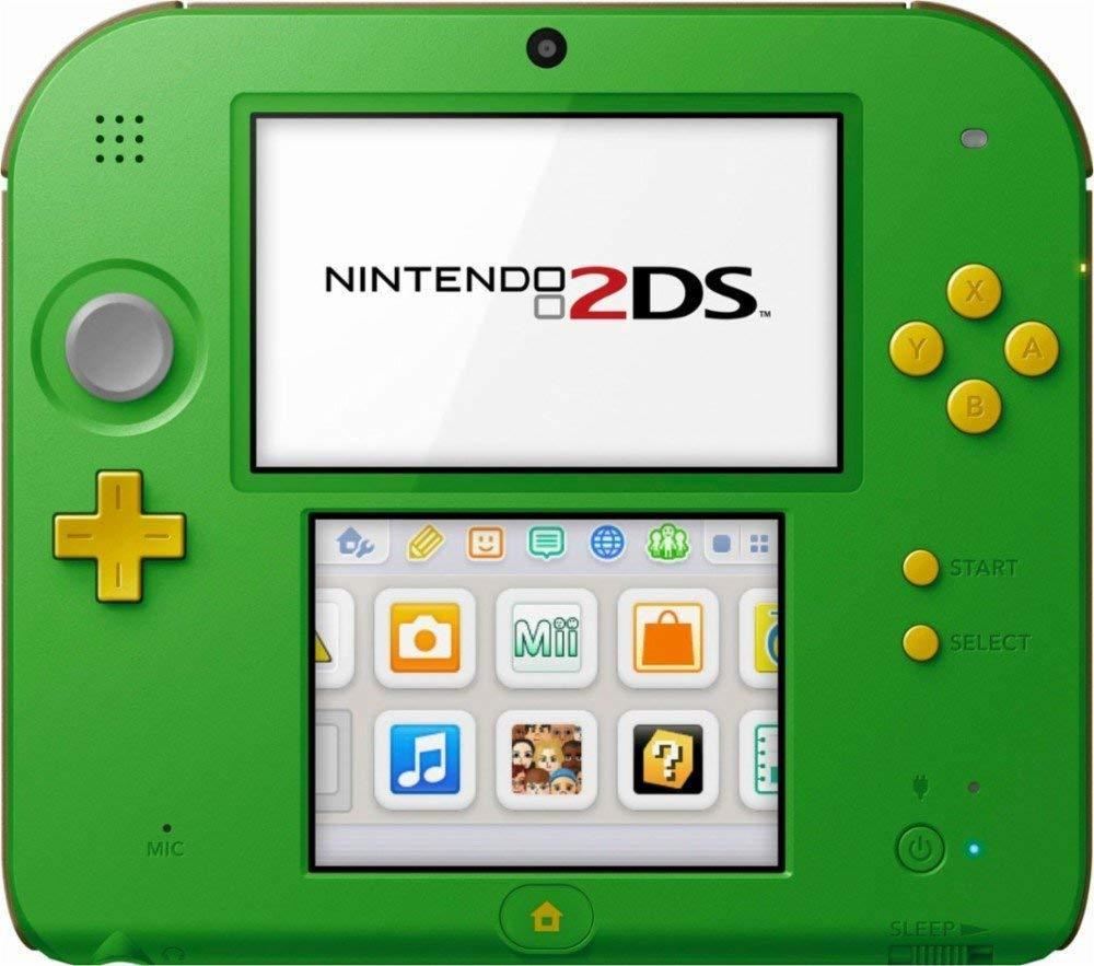 Nintendo 2DS - Legend of Zelda Ocarina of Time 3D - USED