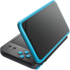 Nintendo 2DS XL - Black + Turquoise With Mario Kart 7 Pre-installed - Nintendo 2DS USED