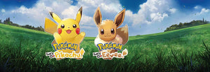 Pokémon: Let's Go, Pikachu! + Poké Ball Plus Pack