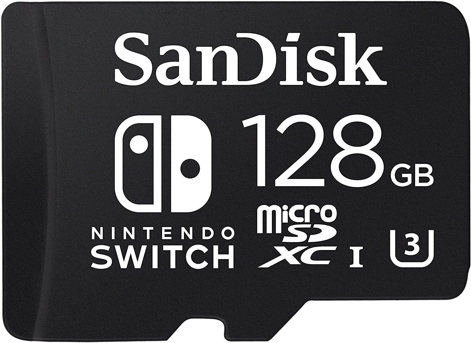 SanDisk - 128GB/64GB  microSDXC Memory Card for Nintendo Switch - USED