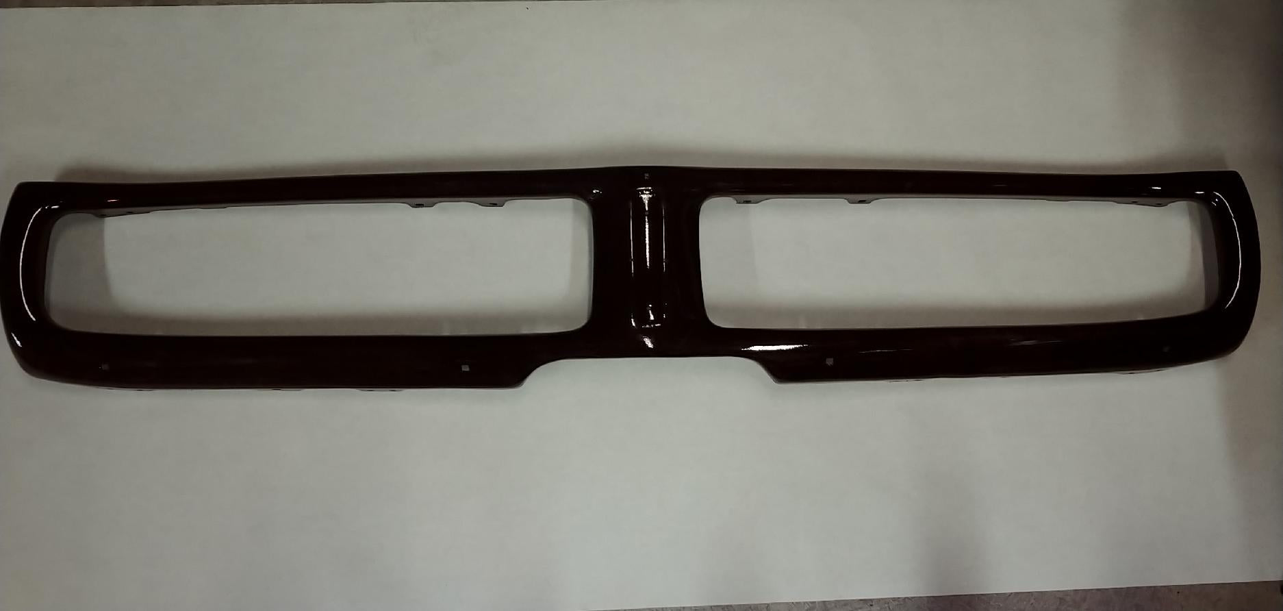 Elastomeric Bumper For 1971 Dodge Charger Super bee